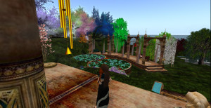 botanic gardens in second life